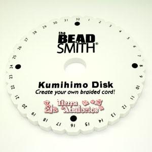 Disco de Kumihimo