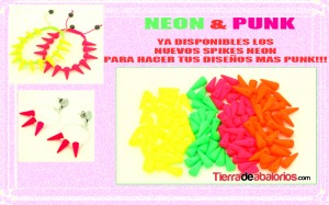 NEON & PUNK, SPIKES NEON