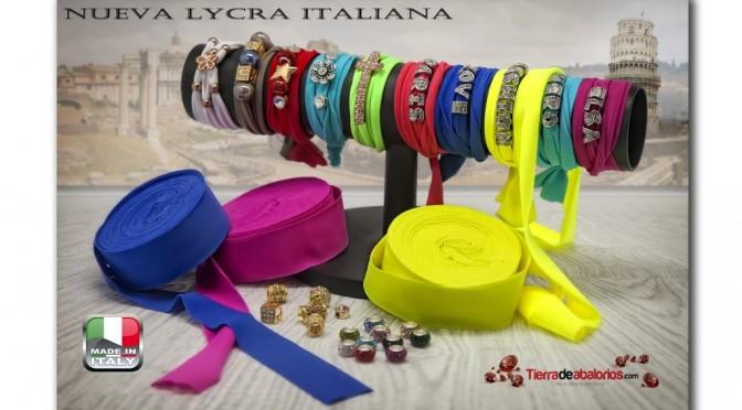 Nueva Lycra Italiana