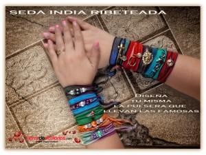 Seda India Ribeteada