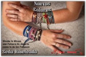 Nuevos Colores, Seda Ribeteada