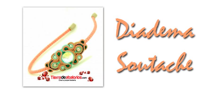 Diadema Soutache