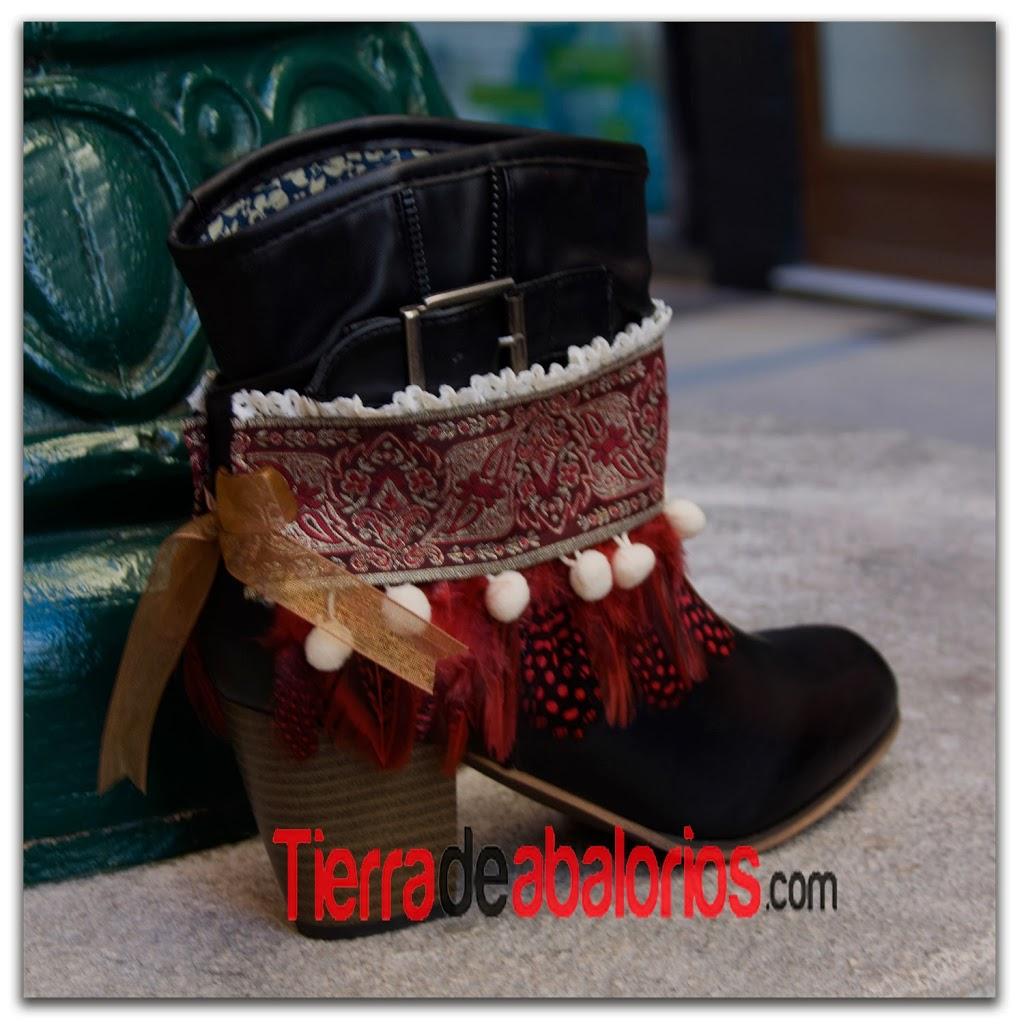 como customizar calzado de otoño