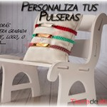 Personaliza tus Pulseras