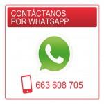 Línea whatsapp Tierra de Abalorios