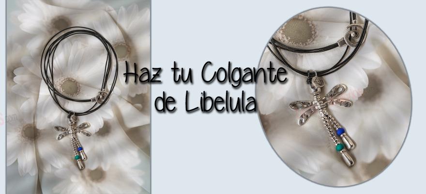 Collar Libelula