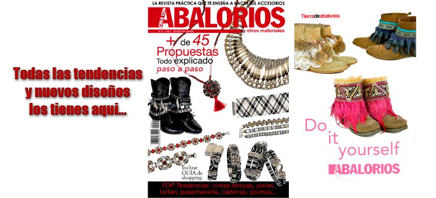 Crea con Abalorios Nº51 – Nuevos Proyectos DIY