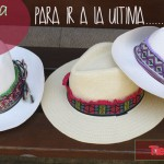 Personaliza tus sombreros