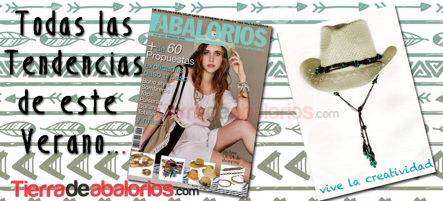 Crea con Abalorios Nº52