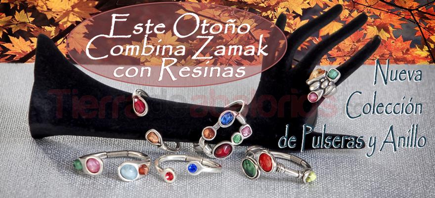 Nueva Colección Pulseras Zamak