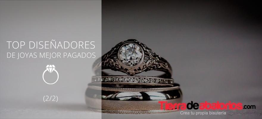 Top diseñadores de joyas mejor pagados del mundo (2/2)
