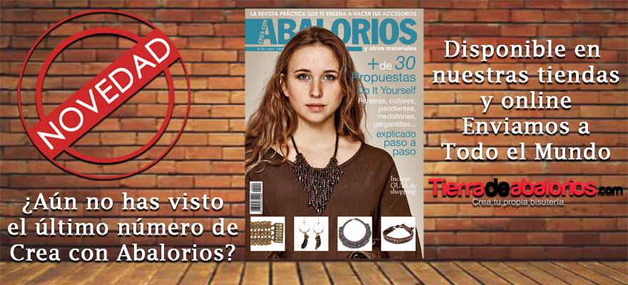 Crea con Abalorios Nº 55, más de 30 Ideas DIY
