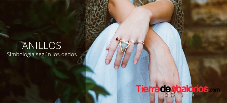 Significado de los anillos según los dedos