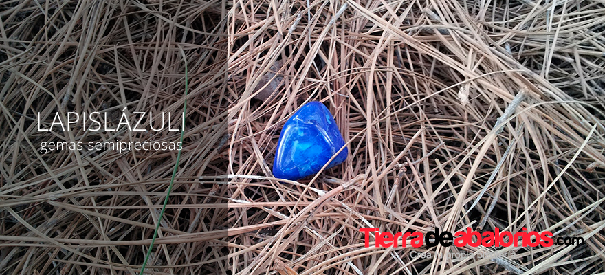 Lapislázuli | Piedras semipreciosas