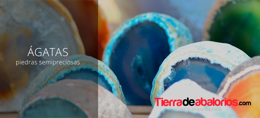 Ágatas|Piedras semipreciosas