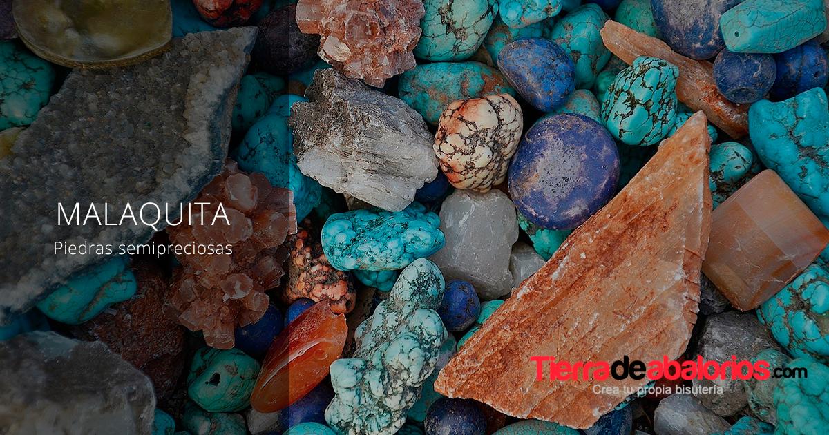 Malaquita | Piedras semipreciosas