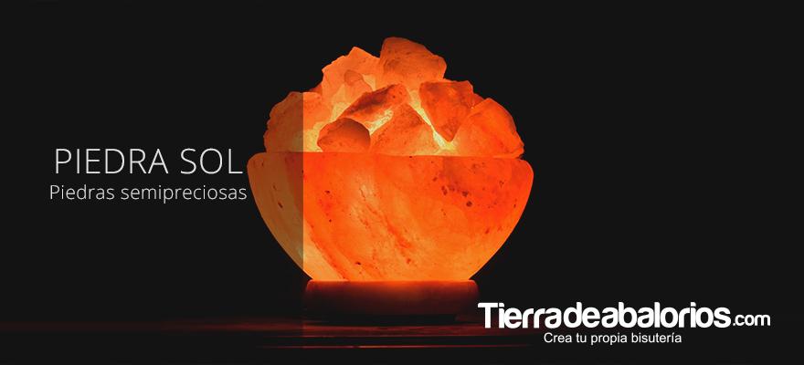 Piedra sol | piedras semipreciosas