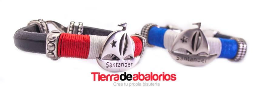 Pulseras Regaliz Santander