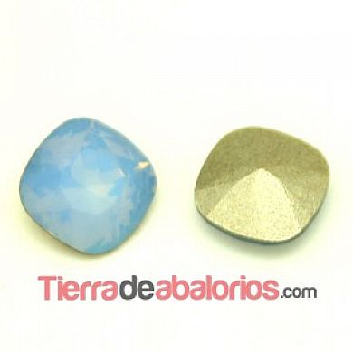 Cabujón Swarovski 12mm Air Blue Opal