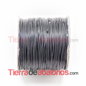 Cordón de Nylon 1mm Gris