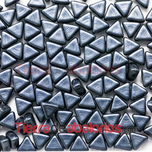 Kheops® Par Puca® 6mm Dark Grey/Hematite