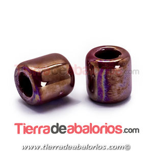 Cerámica Tubo 20x19mm Agujero 11mm, Coral