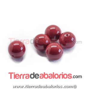 Perla Preciosa® 10mm Crystal Cranberry