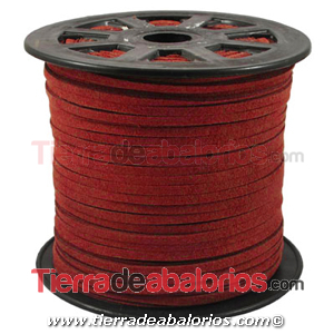 Ante 3mm Granate Marsala