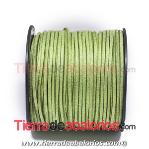 Ante 3mm Verde Oliva Purpurina