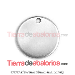 e27e259c3307 Chapa Colgante Moneda 25mm