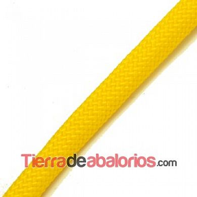 Cordón de Escalada 10mm Amarillo (20cm)