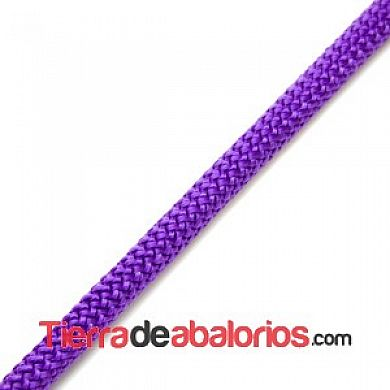 Cordón de Escalada 10mm Purple (20cm)