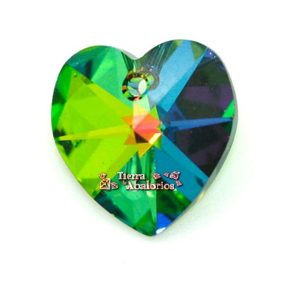 Corazon Swarovski 14mm, Vitrail Medium