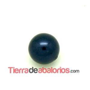 Perla Swarovski 10mm Night Blue