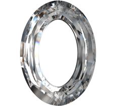 Cosmic Oval Ring 4137